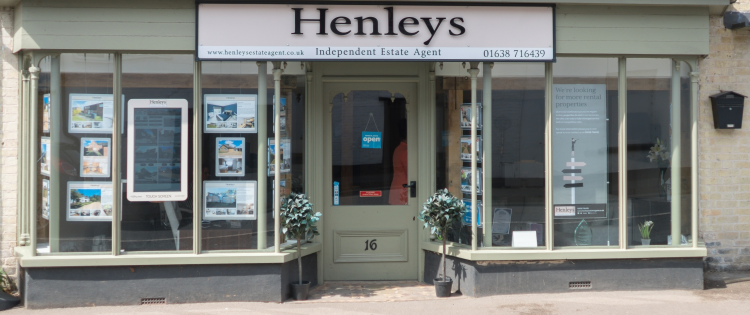 Henleys Estate Agent Sales Lettings Valuations